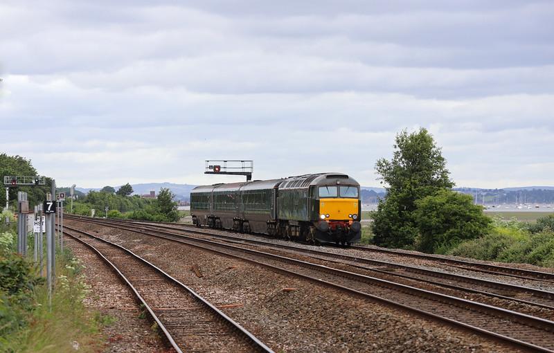 57604, 17.51 Exeter St David's-Penzance, Dawlish Warren, 16-6-18.