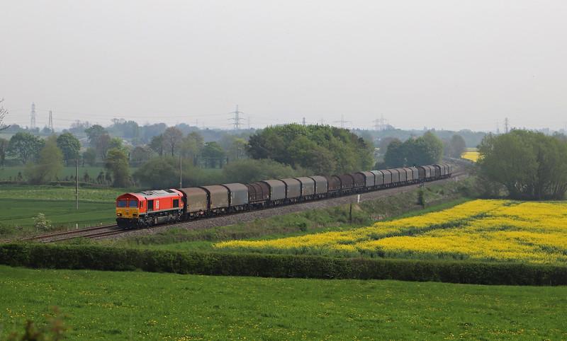 66094, 09.15 Round Oak-Margam, Minsterworth, near Gloucester, 23-4-19.