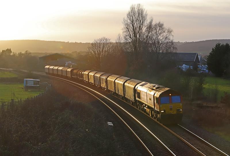 66035, 11.52 Margam-Round Oak, Grange Court, near Westbury-on-Severn, 17-1-19.