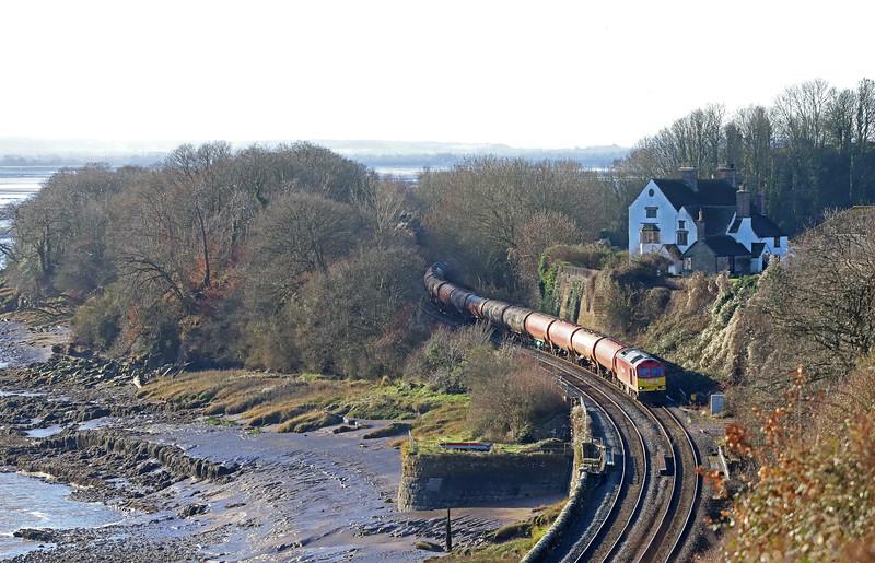 60063, 05.00 Robeston-Westerleigh, Purton, near Lydney, 17-1-19.