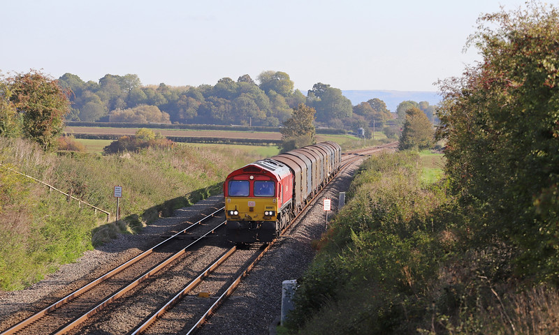 66097, 09.15 Round Oak-Margam, Churcham, near Gloucester, 22-10-19.