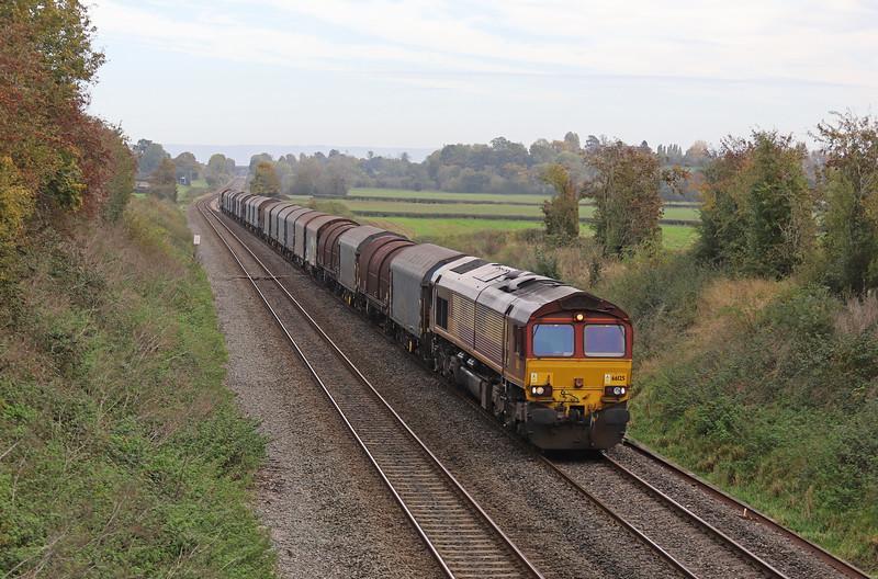 66125, 09.15 Round Oak-Margam, Churcham, near Gloucester, 29-10-19.