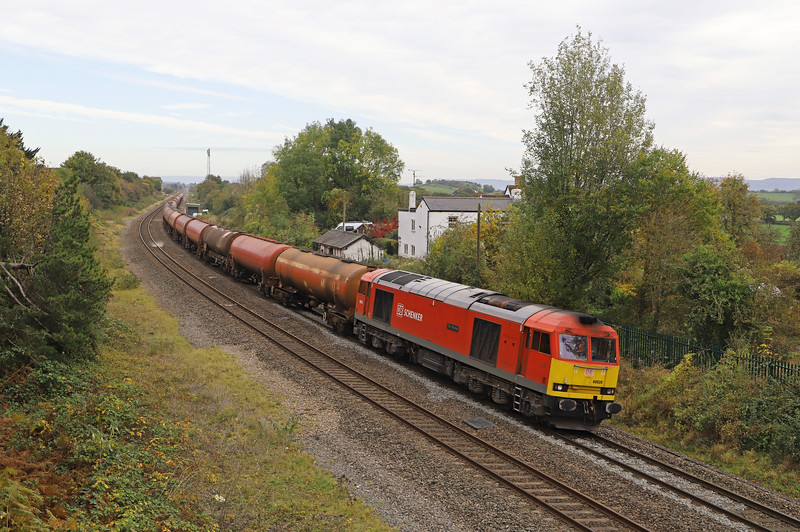 60020, 11.15 Westerleigh-Robeston, Grange Court, Gloucestershire, 29-10-19.