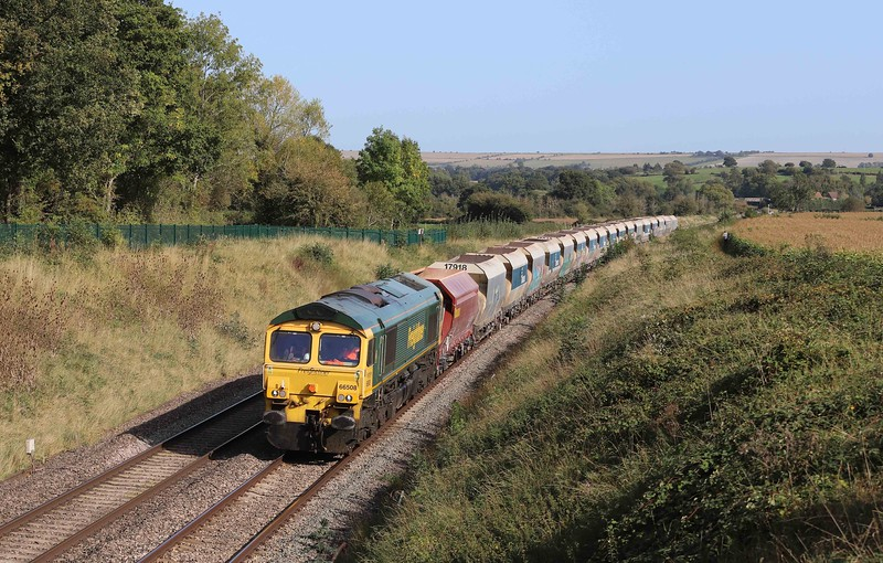 66508, 11.20 Allington (Kent)-Whatley Quarry, Witchcombe, Great Cheverell, near Devizes, 17-9-20.