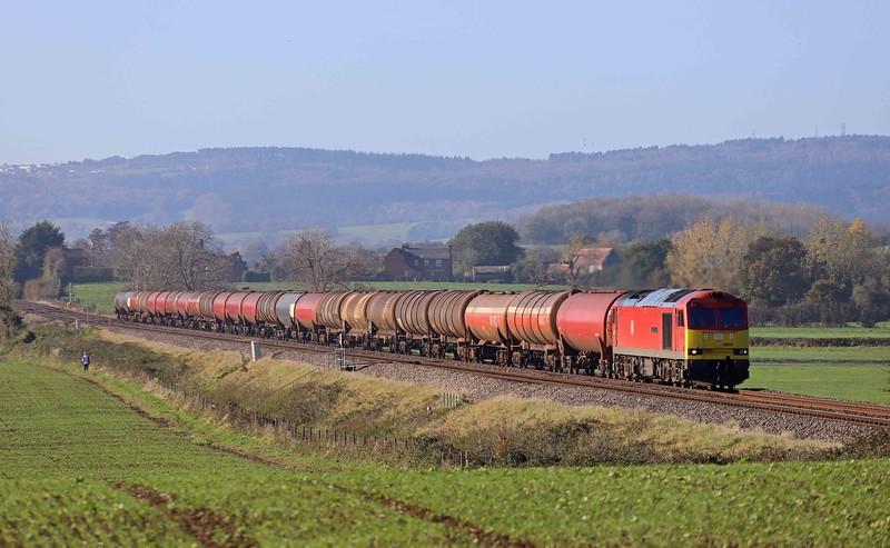 60019, 05.00 Robeston-Westerleigh, Churcham, near Gloucester, 4-11-20.<br /> <br /> SHOW MORE