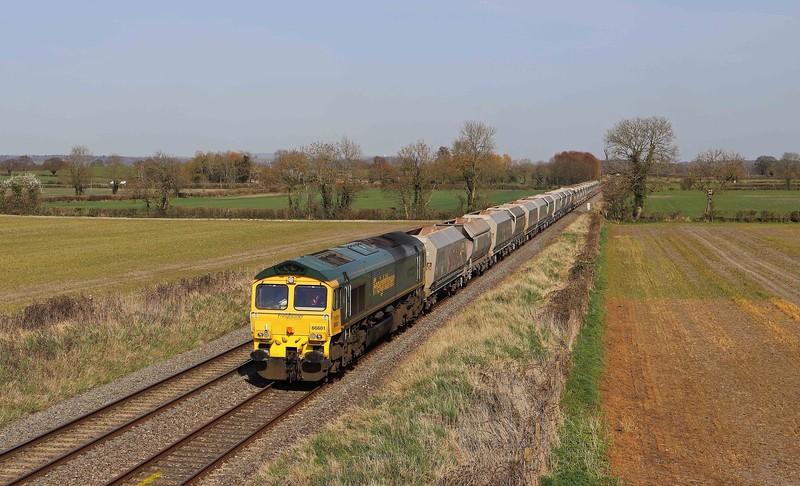 66601, 11.20 Allington-Whatley Quarry, Cowleaze Lane, Edington, near Westbury, 30-3-21.