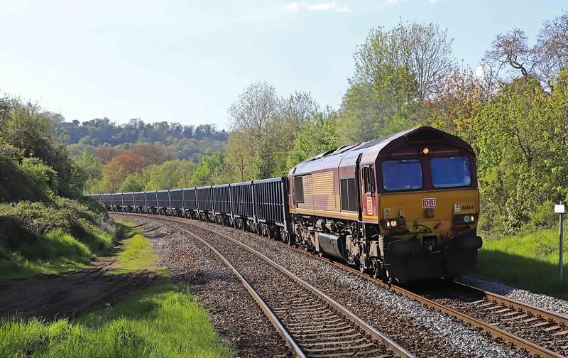 66164, 15.57 Tytherington (Gloucestershire)-Westbury Yard, Freshford, near Bath, 19-5-21.