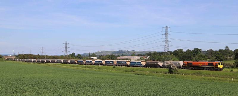 66623, 11.20 Allington-Whatley Quarry, Berkley, near Frome, 8-6-21.