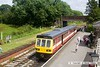 160723-058     Railbus, class 141 no 141113 is seen at Butterley with the 14.10 Hammersmith to Swanwick Junction.