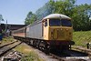 170618-018  UKRL class 56 No 56104 leaving Butterley.