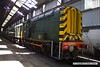 170618-025  BR class 11 diesel shunting locomotive No 12077 at Swanwick.