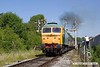 170618-022  Brush type 4 No 1500 (class 47 No 47401) North Eastern, seen at Swanwick, heading towards Butterley.