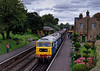 47579 pauses at Ropley, with the 15:25 Alton - Alresford, <br /> during a running day on 8th September 2018.