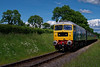 47579 at Wanders Crossing, with the 14:40 Alton - Alresford, <br /> during the Diesel Gala on 3rd June 2018.