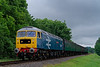 47579 at Stable Lane with the 10:00 Alton - Alresford, during the Diesel Gala <br /> on 1st June 2018.