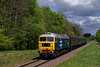 47579 at Stable Lane, with the 13:10 Medstead & Four Marks - Alresford, <br /> during a running day on 4th May 2019.