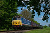 50027 at Rookwood Lane, with the 13:20 Alton - Alresford, on 15th May 2016.