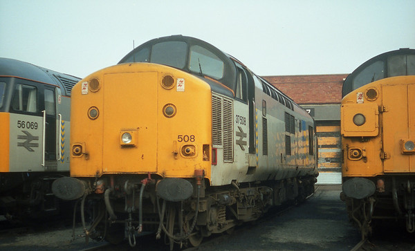 37508 on Thornaby TMD.
