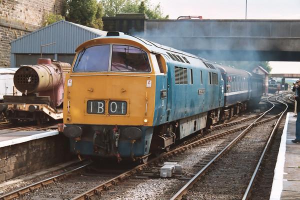 D1041 entering Bury. 11.07.04