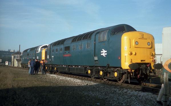 55016 at Keighley. 06.11.88