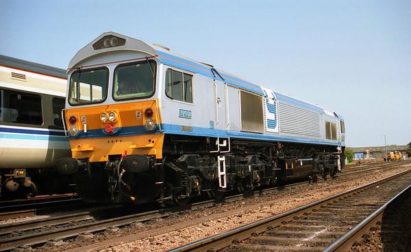 59004 at Westbury.