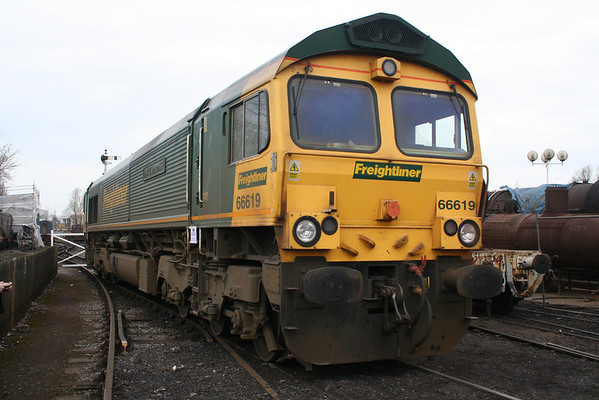 66619 In Crewe Heritage Centre.