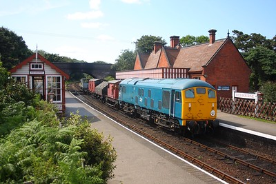 24081_Weybourne with Holt to Sherringham on 16th August 2009