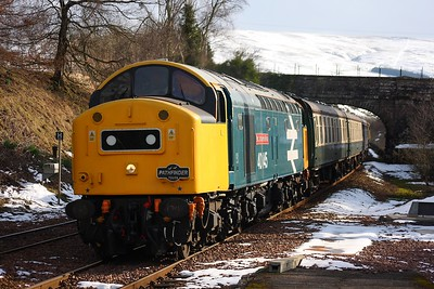 40145_Gleneagles on the 1Z68 Braidhurst loop to Inverness on 2nd April 2010