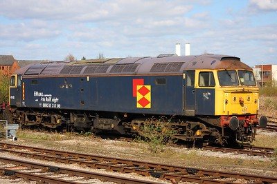 47145 at Gloucester on the 29th March 2009