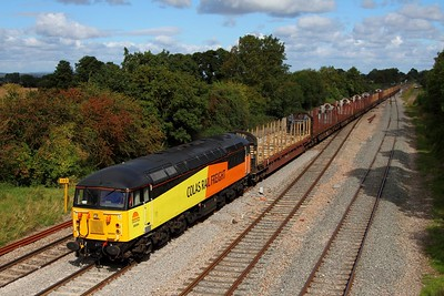 56094 Standish 6Z52 Gloucester to Teigngrace on 20th September 2012