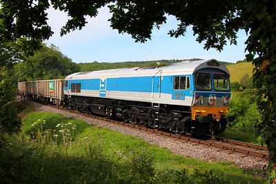 59002 Nethercott on 0845 Bishops Lydeard to Minehead on 10th June 2011