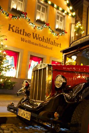 Rothenburg Ob der Tauber Details