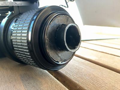 DIY Lens Hood