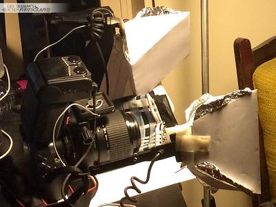 Sony Nex-7 and MP-E 65mm Lens