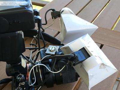 DIY Softbox Diffusers