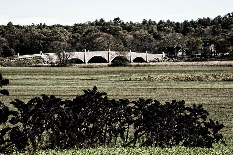Art Effect Berkley-Dighton Bridge #5