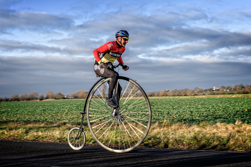 Penny-Farthing Time Trial