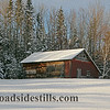 Winter Barn #507