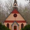 Gingerbread Church #410 ~ Digital Painting