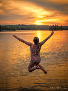 Golden Girl, Eagle Lake, Machar, Ontario