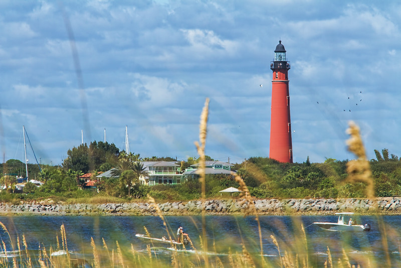 Ponce Inlet lighthouse, taken by Jerry Dalrymple