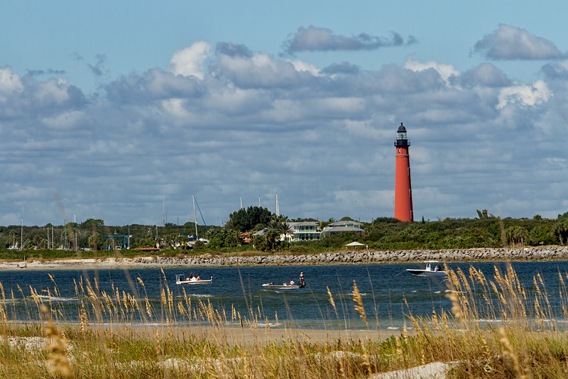 Ponce Inlet lighthouse, Florida, taken by Jerry Dalrymple