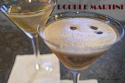 Double Martini