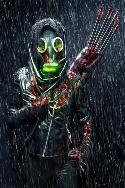 Toxic Warrior