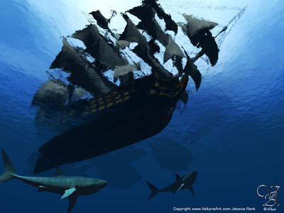 Underwater Pirates