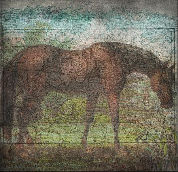 Horse Farm-MapSeries-Kentucky