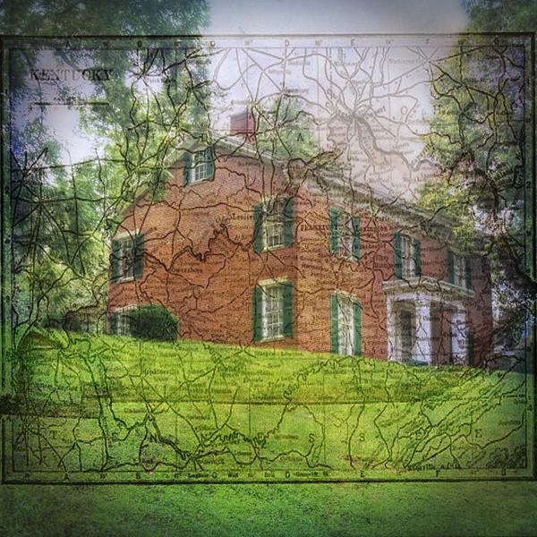 General Butler House-MapSeries - Kentucky