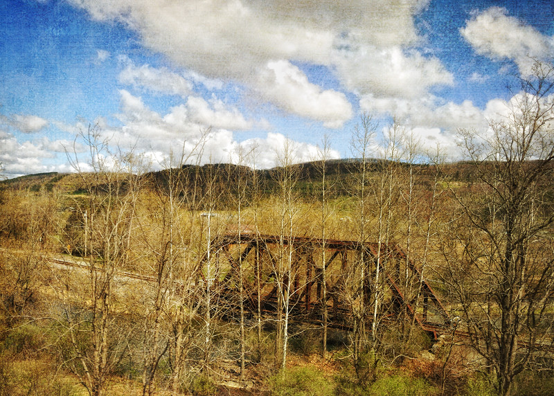 The Old Train Trestle