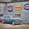 The Old Blue Chrysler