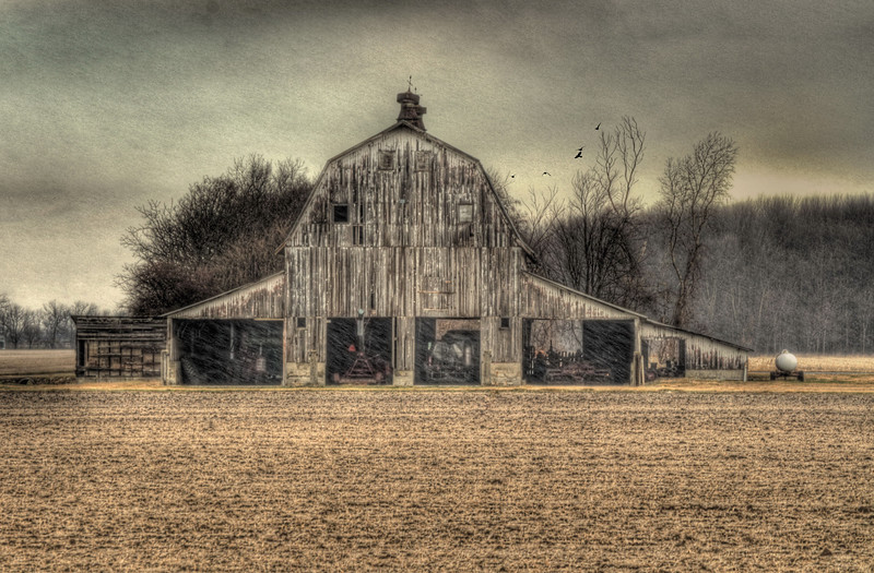 Homer's Barn